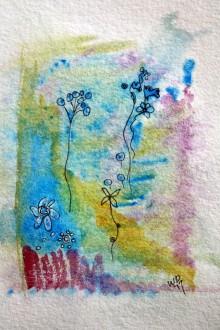doodle-flowers