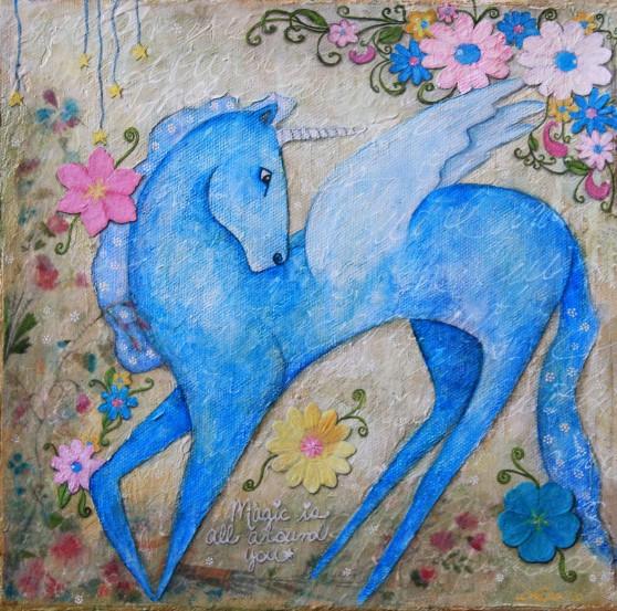 I Wish I Was A Unicorn